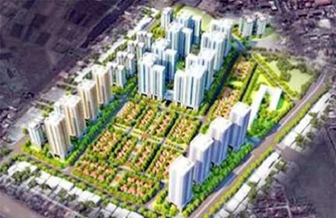 Lộ diện chủ đầu tư khu đô thị gần 50ha tại Bắc Từ Liêm