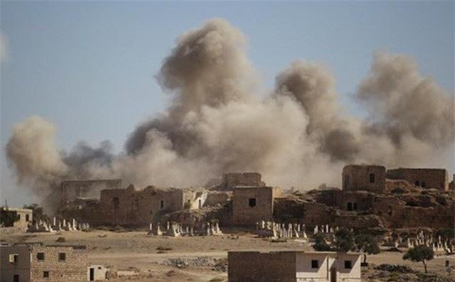 Syria thông báo kế hoạch kết liễu phiến quân ở Idlib