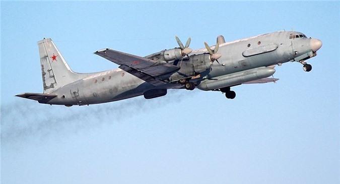 Nga vào cuộc điều tra vụ máy bay Il-20 rơi tại Syria