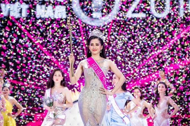 Trần Tiểu Vy và những Hoa hậu từng vướng thị phi sau đăng quang