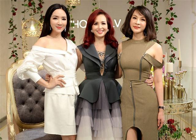 Dàn Hoa hậu thập niên 90 đọ sắc trong sự kiện thời trang của Vũ Thu Phương