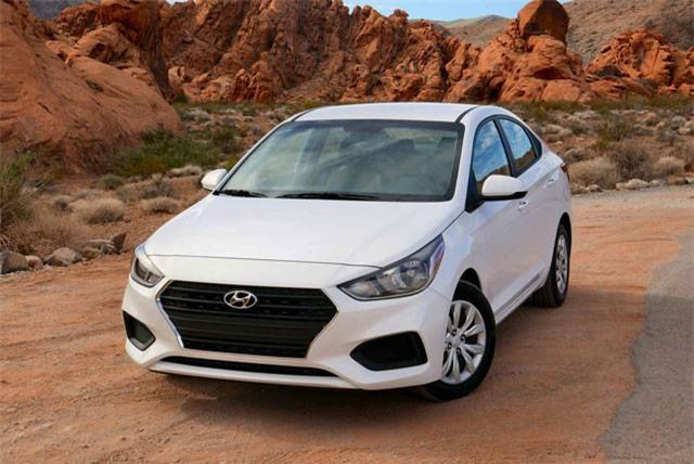 Top 10 xe sedan rẻ nhất trên thị trường