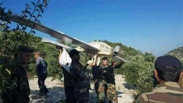 Phiến quân thất bại khi dùng máy bay do thám tấn công quân đội Syria ở Latakia