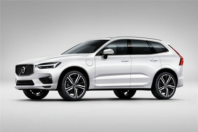 10. Volvo XC60 2019.