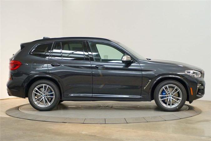 3. BMW X3 2019.