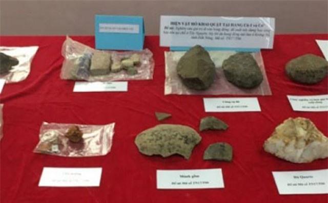 Phát hiện khảo cổ chấn động ở Tây Nguyên