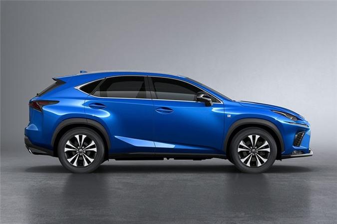 7. Lexus NX 2019.