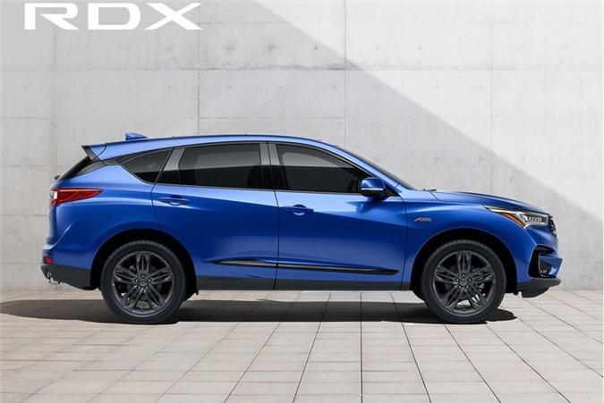 1. Acura RDX 2019.