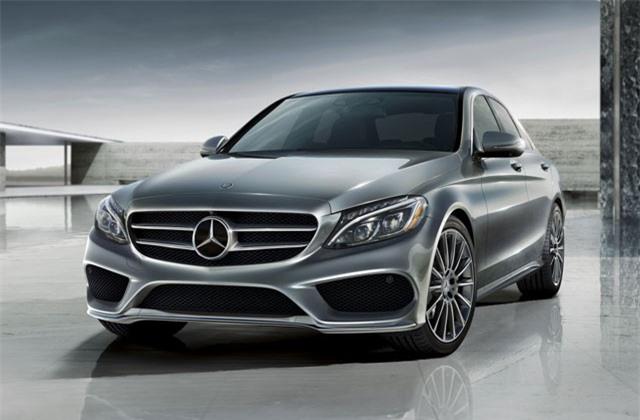 Bảng giá xe Mercedes-Benz tại Việt Nam cập nhật tháng 9/2018