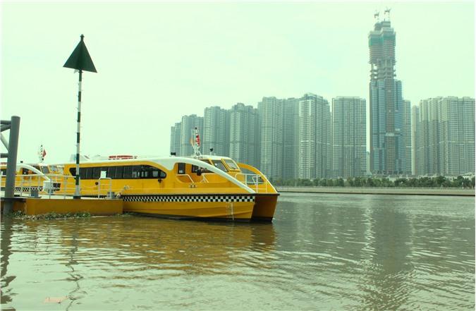 TP.HCM sẽ có công viên bờ sông dài 8km