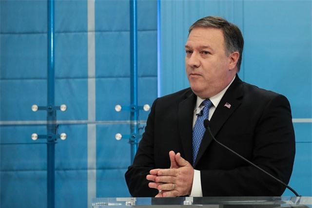 Mỹ cảnh báo chuẩn bị tăng sức ép lên Venezuela