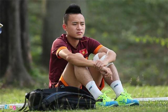 """""""Gà cưng"""" một thời của HLV Miura than xui, chờ phép màu để dự AFF Cup 2018"""