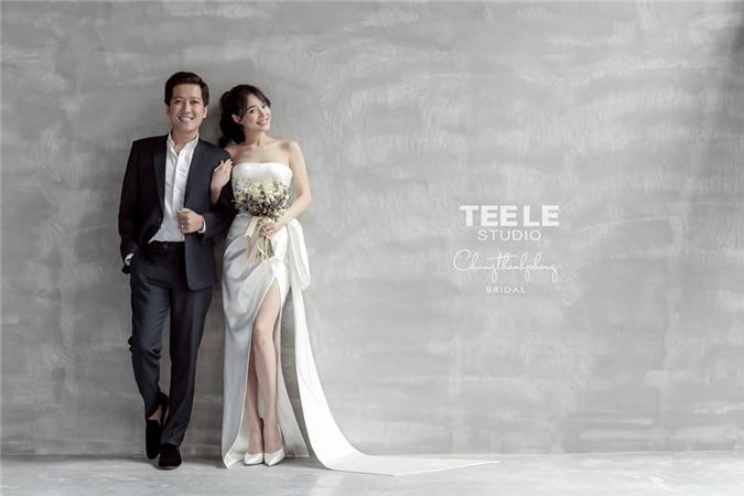 Cặp đôi hot nhất nhì Showbiz Việt tung bộ ảnh cưới để đời