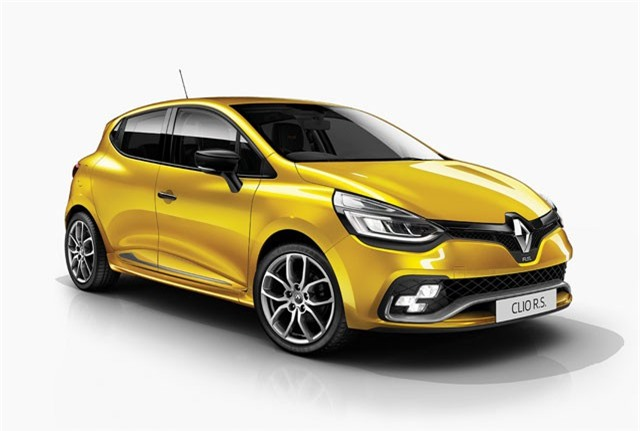 Bảng giá xe Renault tại Việt Nam tháng 9/2018