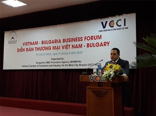 Bulgaria sẽ hợp tác hỗ trợ doanh nghiệp Việt Nam
