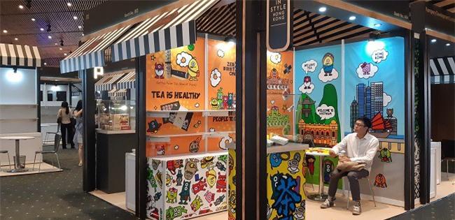 Các thương hiệu thời trang, thực phẩm của Hồng Kông giới thiệu tại Việt Nam.