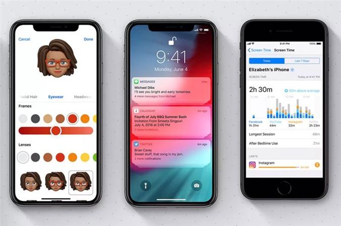 """iOS 12 bị người dùng iPhone """"ghẻ lạnh"""" vì không có thay đổi lớn"""