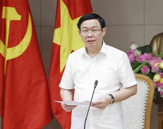 Phó Thủ tướng: Tập trung gỡ vướng pháp lý của các dự án yếu kém