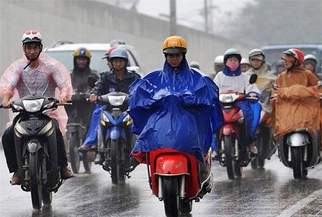 Gió mùa đông bắc sắp tràn về, có thể gây mưa diện rộng