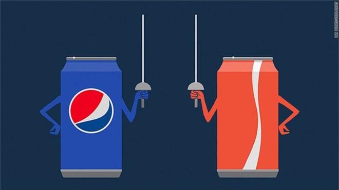 Vì sao Pepsi từ vị thế là đối thủ lớn nhất của Coca-Cola lại trở nên thất thế? - Ảnh 1.