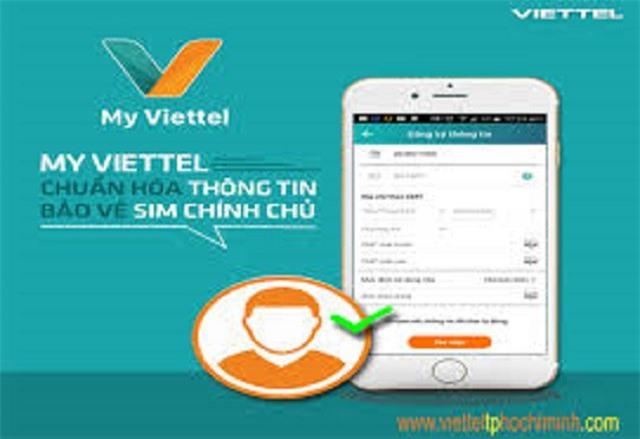 Hướng dẫn dùng My Viettel đổi đầu số 11 số về 10 số trong danh bạ