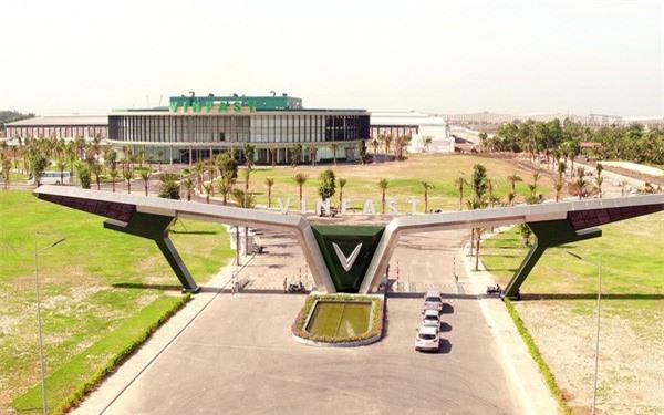 Khám phá 9 xưởng sản xuất ô tô và xe máy điện của Nhà máy VinFast tại khu công nghiệp Đình Vũ – Hải Phòng?