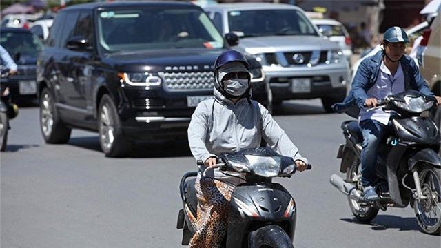 Dự báo thời tiết 23/9: Hà Nội nắng nóng kéo dài