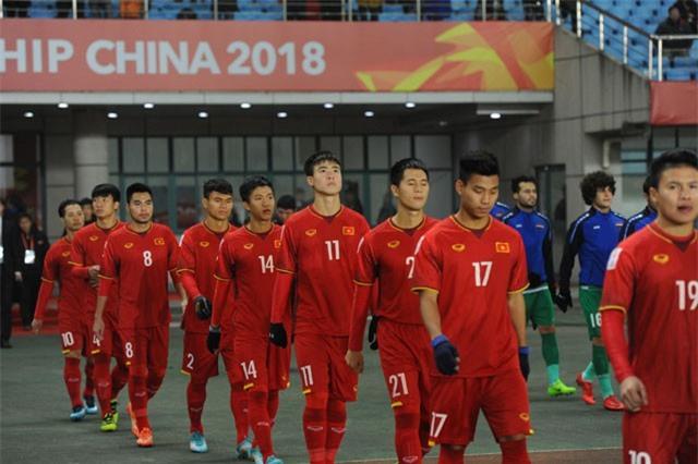 ĐT Việt Nam phải chịu thiệt thòi trước thềm AFF Cup 2018?