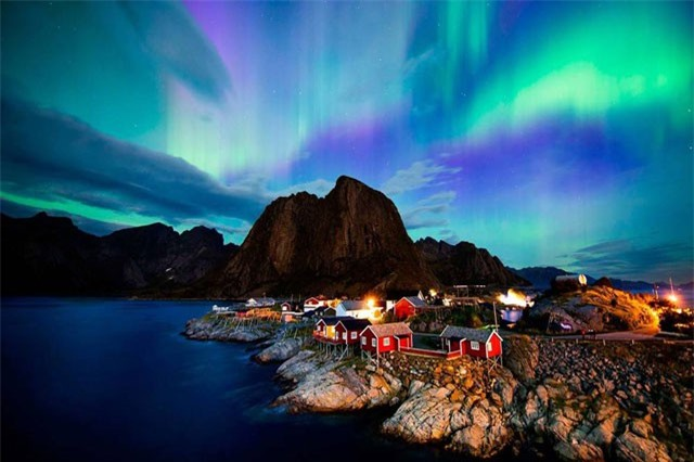 Vì sao cực quang được coi là 'điềm gở' đối với nhiều nước?