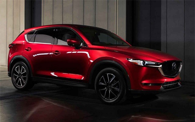 Mazda CX-5 2019 sẽ được nâng cấp những trang bị đáng giá