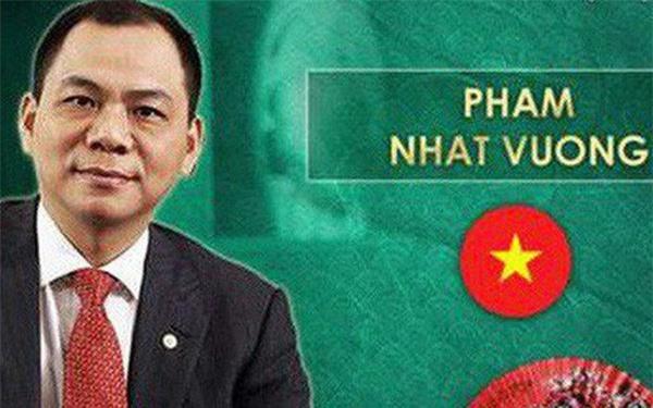 Tỷ phú Việt Nam lọt top đại gia bóng đá giàu nhất châu Á