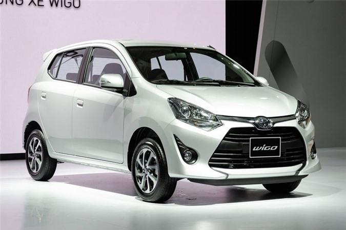 Chi tiết xe hatchback Toyota vừa ra mắt tại Việt Nam, giá 345 triệu đồng