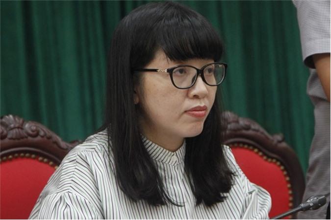 PGS.TS Bùi Thị Nhung – Trưởng khoa Dinh dưỡng học đường và ngành nghề, Viện Dinh dưỡng Quốc gia. Ảnh: Nguyễn Hà