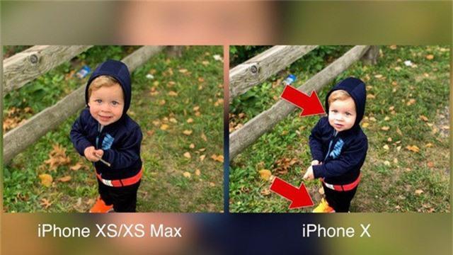 Ảnh chụp trên iPhone XS khác thế nào so với iPhone X - 242472