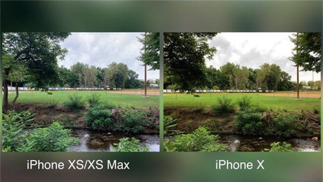 Ảnh chụp trên iPhone XS khác thế nào so với iPhone X - 242474