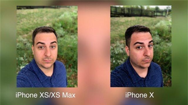 Ảnh chụp trên iPhone XS khác thế nào so với iPhone X - 242476