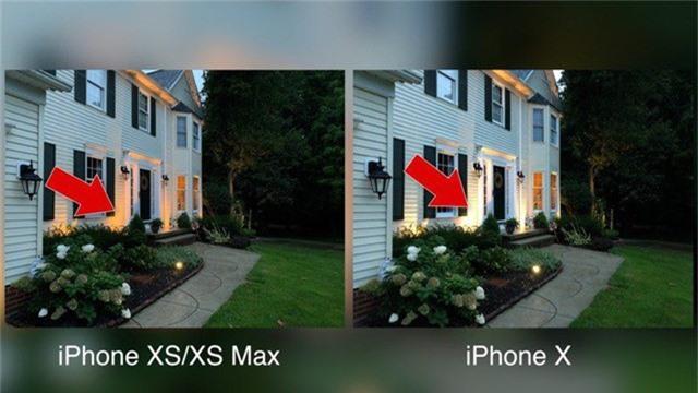 Ảnh chụp trên iPhone XS khác thế nào so với iPhone X - 242477