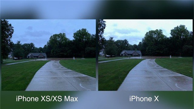 Ảnh chụp trên iPhone XS khác thế nào so với iPhone X - 242478