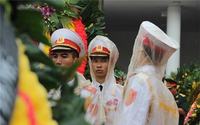 Dự báo thời tiết 27/9: Hà Nội mưa rào ngày tiễn đưa Chủ tịch nước