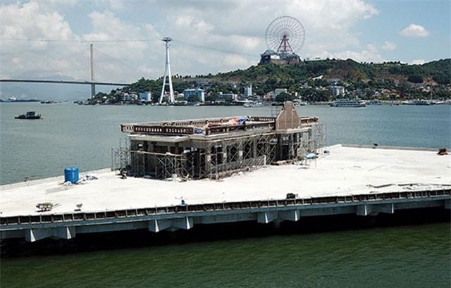 Quảng Ninh sắp khai trương cảng tàu khách quốc tế nghìn tỷ