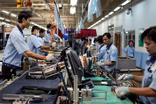9 tháng năm 2018, chỉ số sản xuất toàn ngành công nghiệp tăng 10,6%