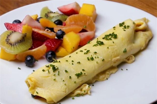 Clip: 9 'biến tấu' từ trứng cho bữa sáng thêm ngon miệng