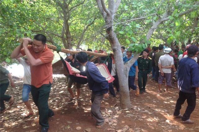 Gia Lai: 3 người tử nạn thương tâm vì cố vượt lũ về nhà