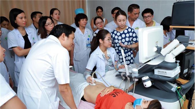 Có thể sàng lọc dị tật tim bẩm sinh ở tuổi thai 18 tuần