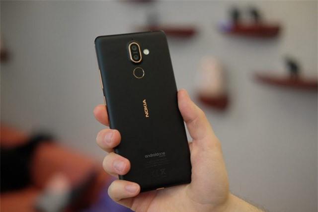 Nokia 7 Plus giảm giá hấp dẫn tại Việt Nam đầu tháng 10