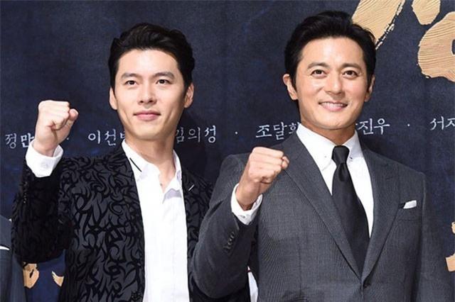Jang Dong Gun chia sẻ trải nghiệm đóng cùng Hyun Bin