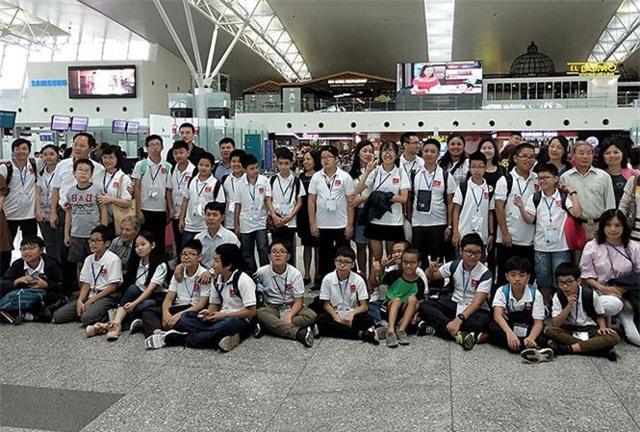 Việt Nam lập kỳ tích tại kỳ thi Toán và Khoa học quốc tế IMSO 2018