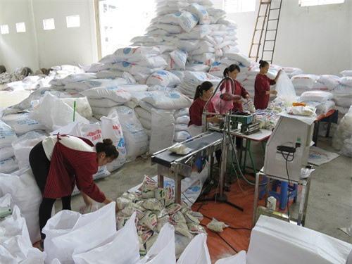 Tồn kho 622.040 tấn đường sản xuất trong nước. Ảnh: Kim Thanh