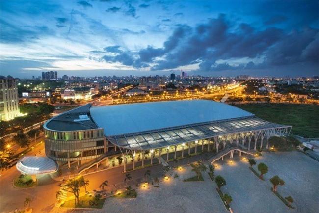 Sự kiện sẽ diễn ra tại Trung tâm Hội chợ & Triển lãm Sài Gòn (SECC). Ảnh nguồn internet