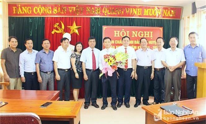 Nhân sự mới Nghệ An, Hà Tĩnh, Phú Yên, Hà Giang - ảnh 2